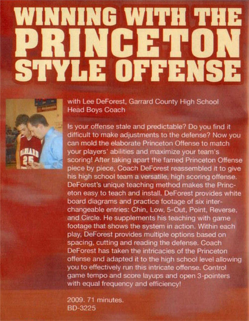 (Rental)-How To Win With The Princeton Style