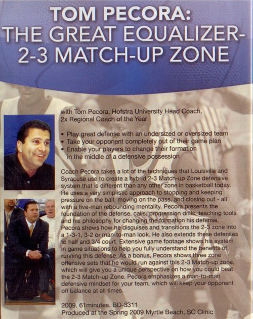 (Rental)-The Great Equalizer: The 2--3 Match--up Zone