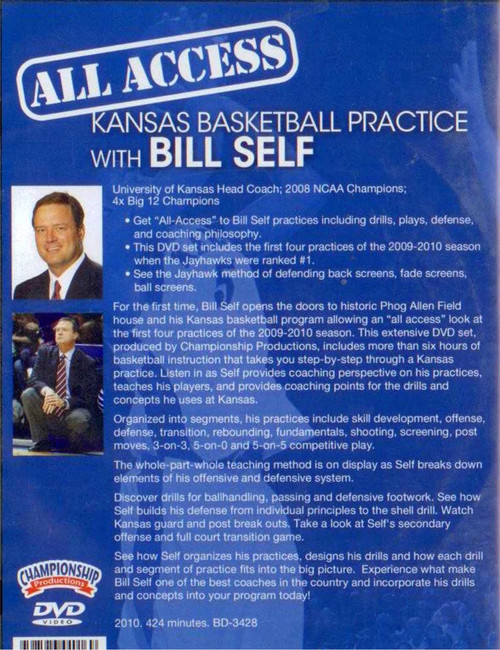 (Rental)-All Access: Bill Self