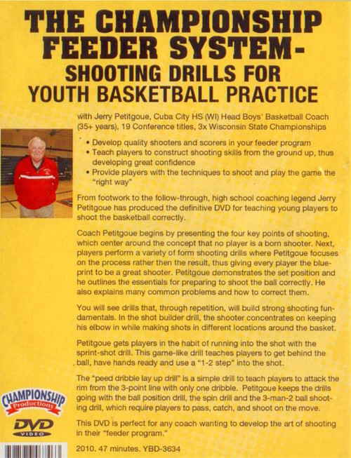 (Rental)-Youth Feeder System: Shooting Drills