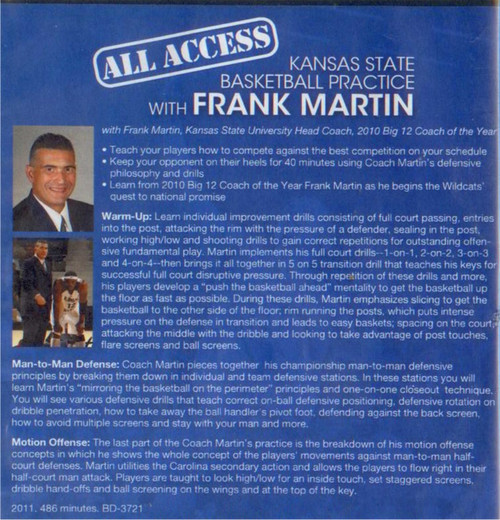 (Rental)-All Access: Frank Martin