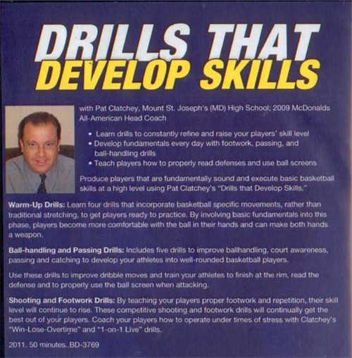 (Rental)-Drills That Develop Skills