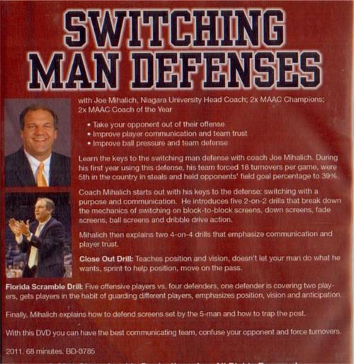 (Rental)-Switching Man Defenses