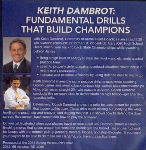 (Rental)-Fundamental Drills That Build Champions