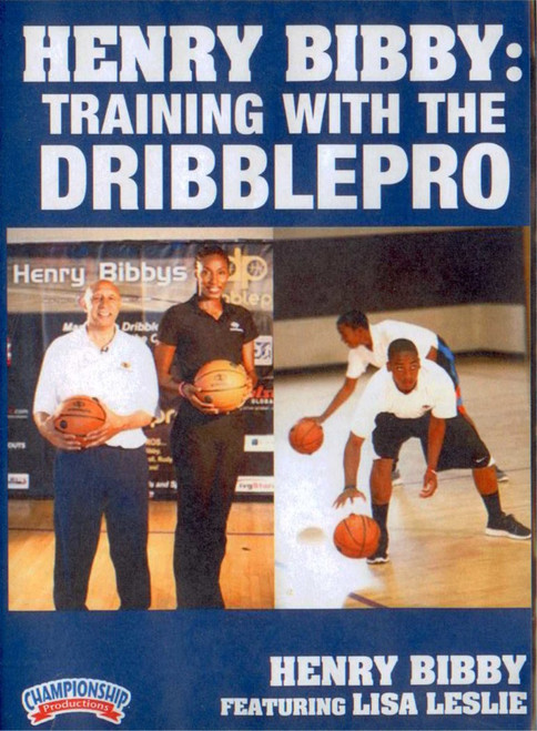Training With The Dribblepro by Henry Bibby Instructional Basketball Coaching Video