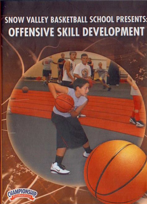 Snow Valley Basketball Camp: Offensive Skills by Snow Valley Instructional Basketball Coaching Video