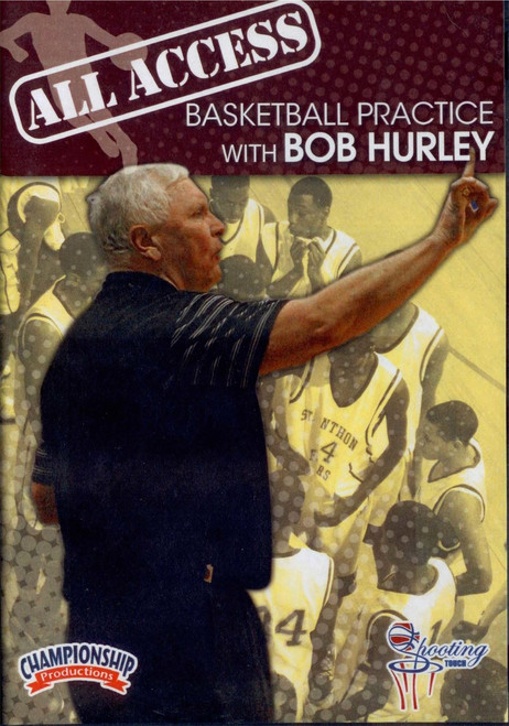 All Access: Bob Hurley Disc 2 by Bob Hurley Instructional Basketball Coaching Video