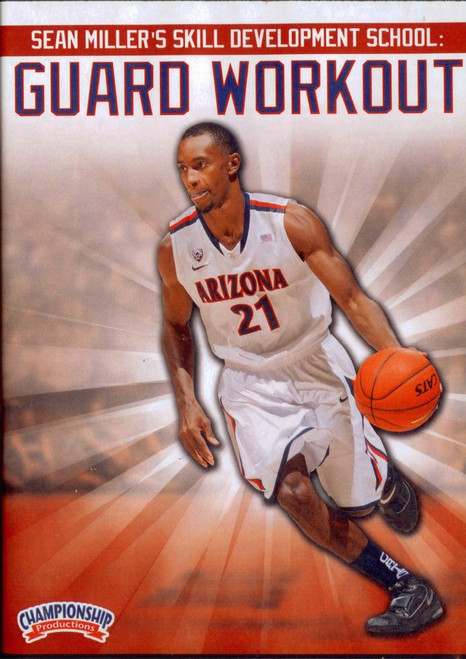 Sean Miller's Skills School: Guard Workout by Sean Miller Instructional Basketball Coaching Video