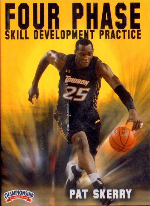 Four Phase Skill Development Practice by Pat Skerry Instructional Basketball Coaching Video