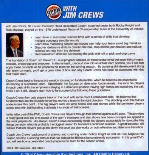 basketball practice drills template plan jim crews