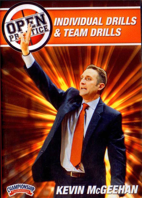Individual Drills & Team Drills by Kevin McGeehan Instructional Basketball Coaching Video