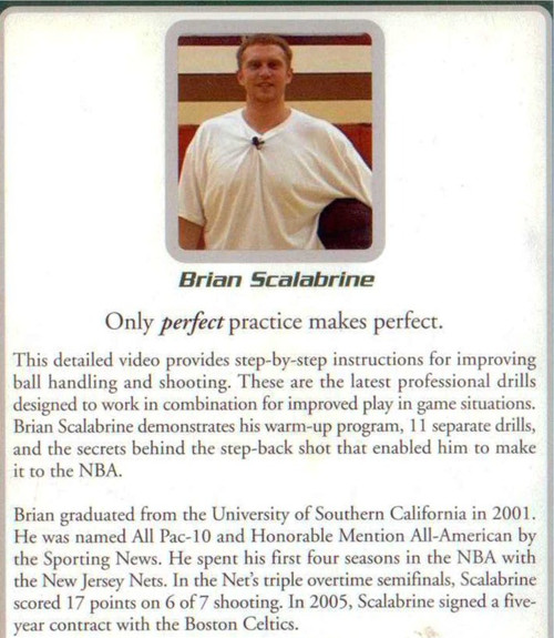 (Rental)-Professional Basketball Drills