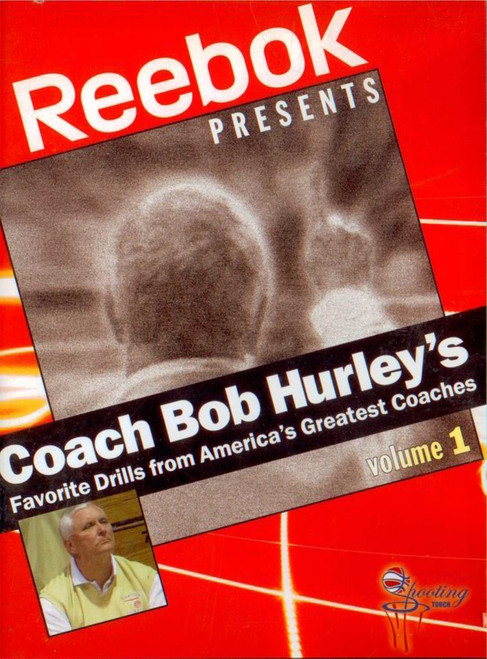 Bob Hurley's Favorite Drills Vol. 1 by Bob Hurley Instructional Basketball Coaching Video