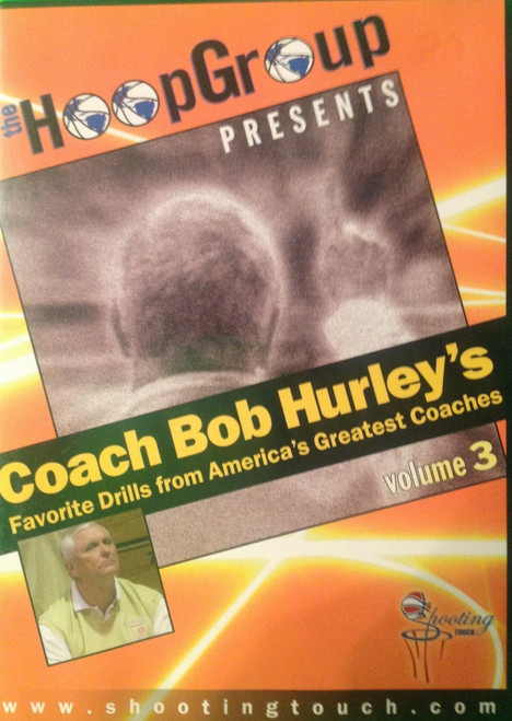 Bob Hurley's Favorite Drills Vol. 3 by Bob Hurley Instructional Basketball Coaching Video