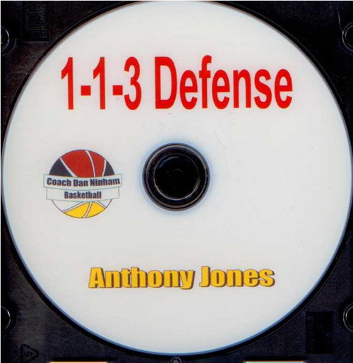 1-1-3 Defense by Anthony Jones Instructional Basketball Coaching Video
