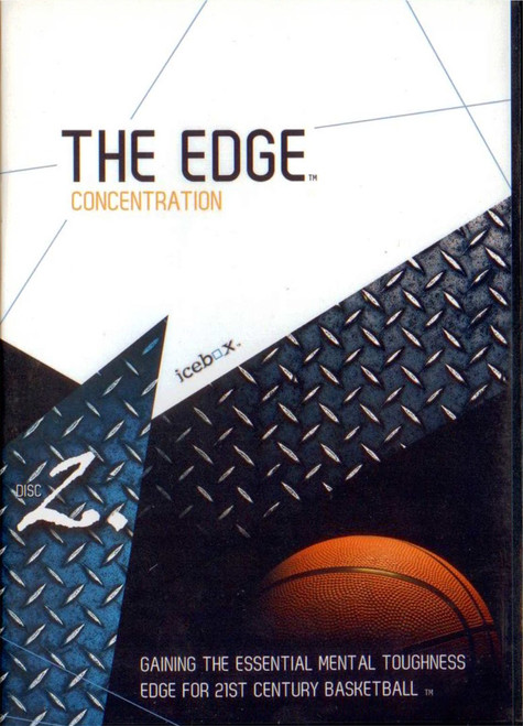 Mental Toughness Edge: Concentration Disc 2 by Spencer Wood Instructional Basketball Coaching Video