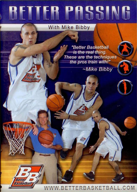 Better Passing by Rick Torbett Instructional Basketball Coaching Video