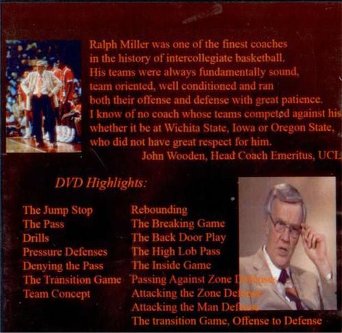 (Rental)-Ralph Miller's Pressure Basketball