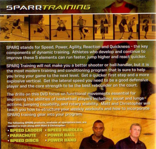 (Rental)-Nike Basketball Sparq Training