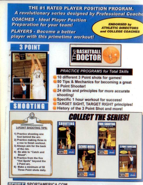 (Rental)-3 Point Shooting Workout