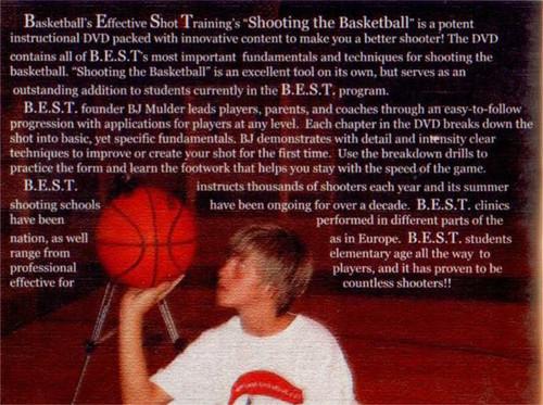 (Rental)-Bj Mulder Best Basketball Shooting