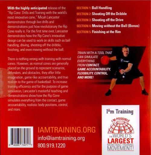 (Rental)-Micha Lancaster's Medicine Ball Training Volume 2