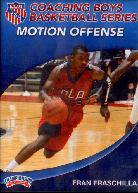 Aau Boys Basketball Series: Motion Offenses by Fran Fraschilla Instructional Basketball Coaching Video