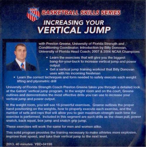 (Rental)-Increasing Your Vertical Jump