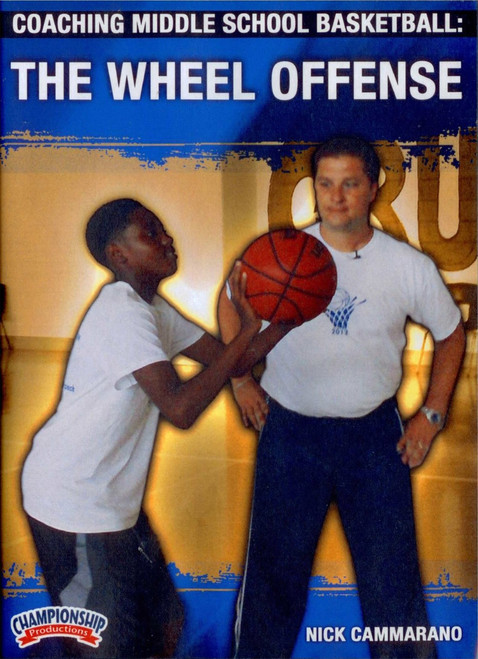 Coaching Middle School Basketball: Wheel Offense by Nick Cammarano Instructional Basketball Coaching Video