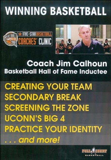 Winning Basketball with Jim Calhoun