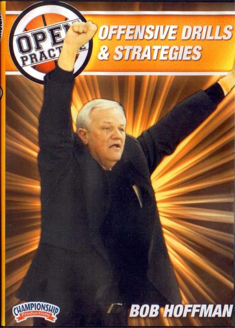 Offensive Drills & Strategies by Bob Hoffman Instructional Basketball Coaching Video