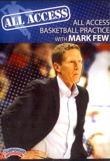 All Acess: Mark Few by Mark Few Instructional Basketball Coaching Video