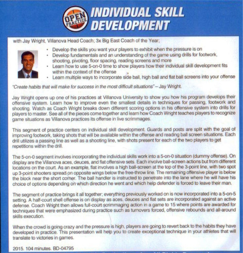 (Rental)-Individual Skill Development