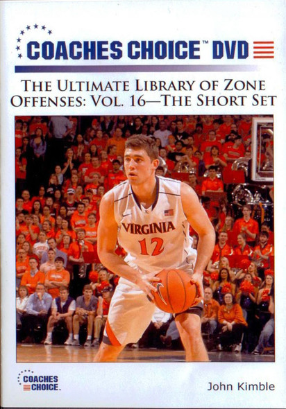Zone Offense: The Short Set by John Kimble Instructional Basketball Coaching Video