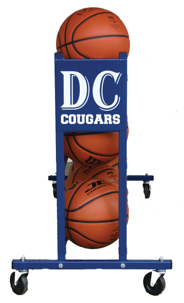 Basketball Ball Rack Sale