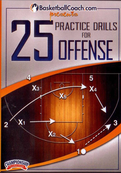 25 Practice Drills For Offense by Geno Auriemma Instructional Basketball Coaching Video