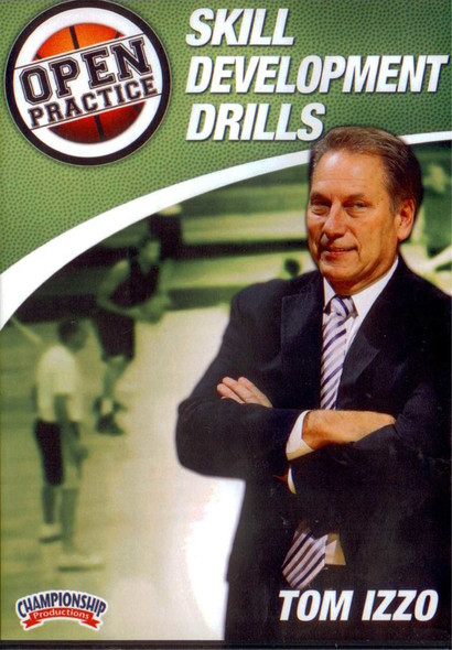 Skill Development Drills by Tom Izzo Instructional Basketball Coaching Video