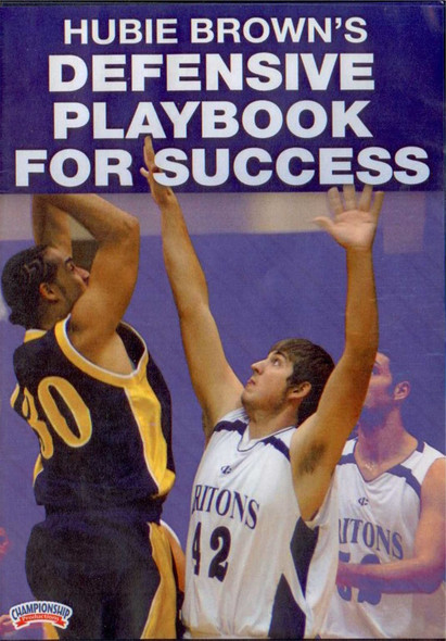 Defensive Playbook For Success by Hubie Brown Instructional Basketball Coaching Video