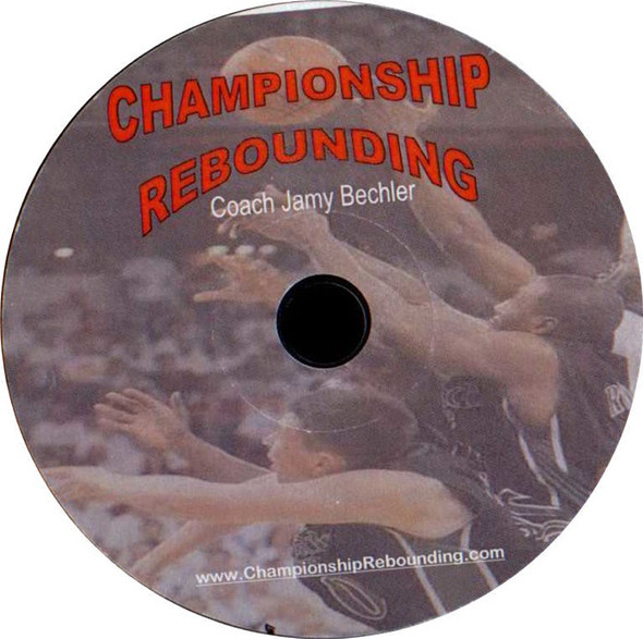 Championship Rebounding by Jamy Belcher Instructional Basketball Coaching Video