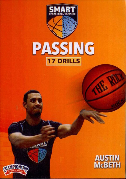 Smart Basketball Training Passing Drills by Austin McBeth Instructional Basketball Coaching Video