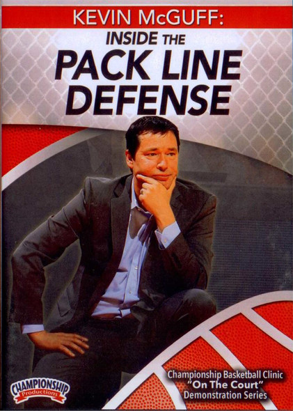 Inside The Pack Line Defense by Kevin McGuff Instructional Basketball Coaching Video