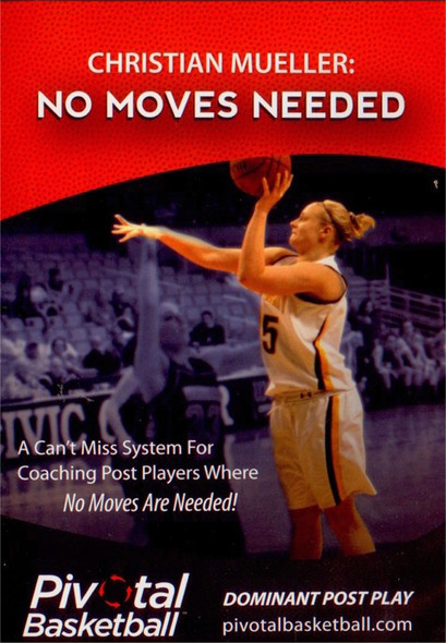 No Moves Needed by Christian Mueller Instructional Basketball Coaching Video