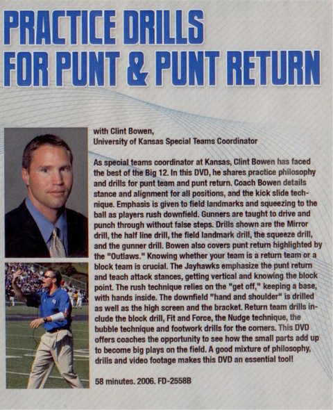 (Rental)-PUNT AND PUNT RETURN