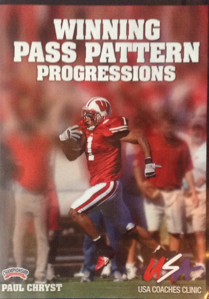WINNING PASS PATTERN by Paul Chryst Instructional Basketball Coaching Video