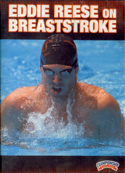 Eddie Reese Breaststroke Swimming video.