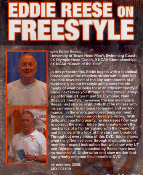 (Rental)-Eddie Reese on Freestyle