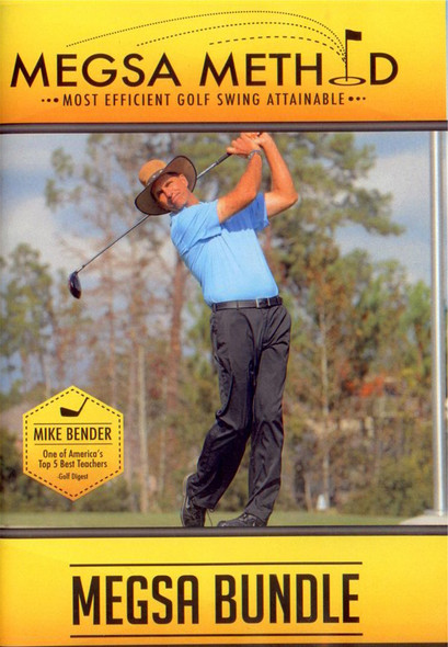 Megsa Method by Mike Bender Instructional Golf Coaching Video