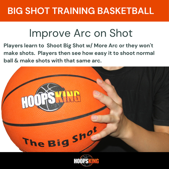 Oversized Basketball Big Shot Large Training Basketball