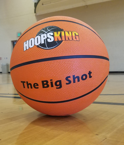 Big Shot Oversized Basketball for training