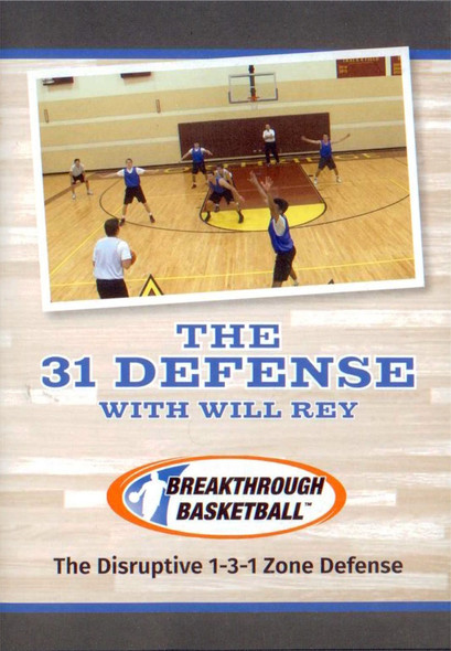 The 31 Defense by Will Rey Instructional Basketball Coaching Video